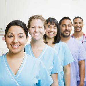 Staffing nurses