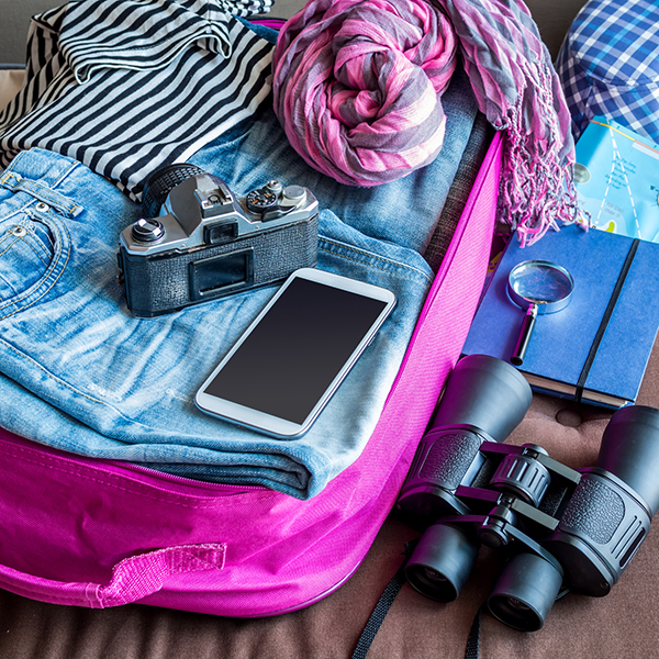 Packing for travel nursing jobs