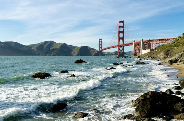 travel nursing - 15 places to see before you die - image of san francisco