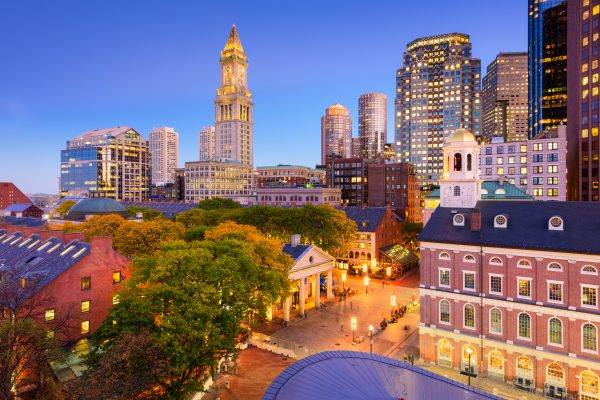 travel nursing locations - 15 places to see before you die - image of boston sykline