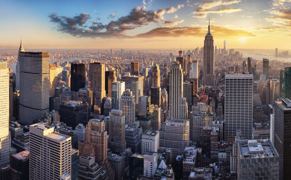 travel nursing locations - 15 places to see before you die - image of new york skyline