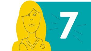 Illustration - 7 tips for getting the best travel nursing assignments