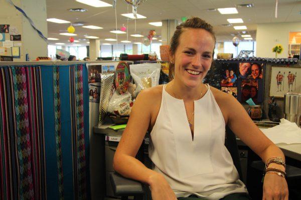 travel nursing job - image of rnnetwork senior account executive jenna barrett