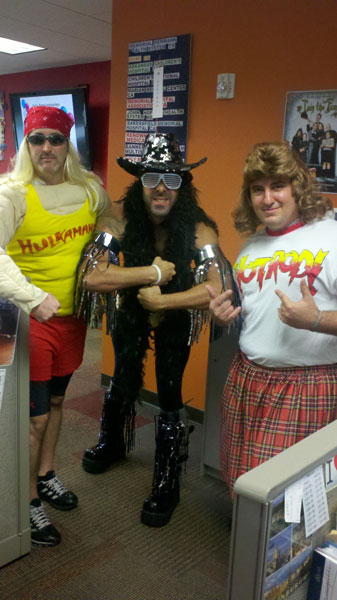 80s Day Party at RNnetwork