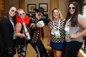 Michael Jackson impersonator and travel nurses in Las Vegas