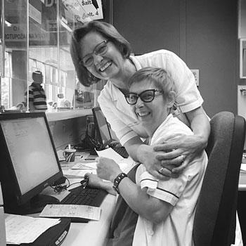 Good travel nurses make friends and don't burn bridges