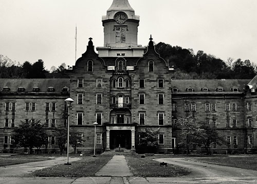 Weston, West Virginia Trans-Allegheny Lunatic Asylum