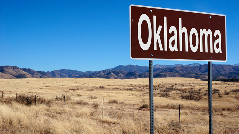 Travel nursing in Oklahoma