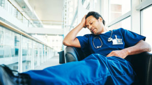 how to address nurse burnout