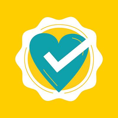Travel nurse loyalty program logo - RNnetwork