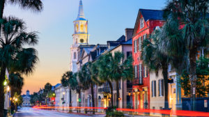 Travel nursing in South Carolina