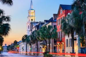 Travel nursing in South Carolina