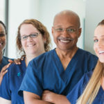 Travel nurses at different nursing career stage