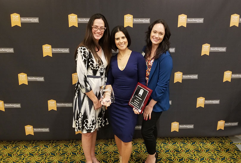 RNnetwork named a top workplace in South Florida
