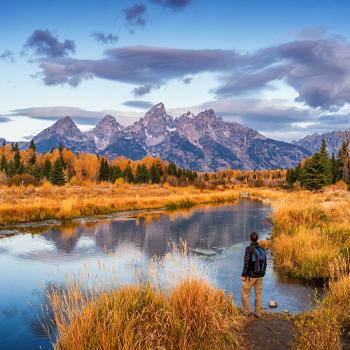 Wyoming natural beauty