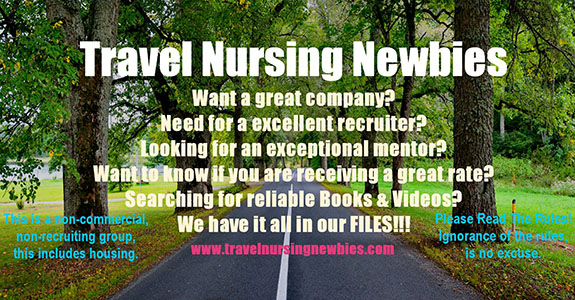 Travel nurse influencers - Travel Nursing Newbies