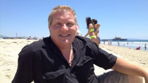 Chris Hegglund - one of the men of travel nursing