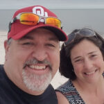 a couple in a travel nurse romance