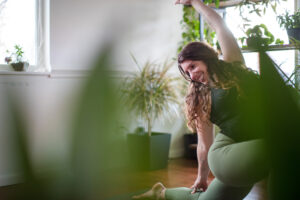 Yoga flow for nurses